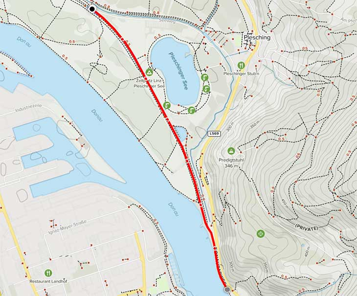 ALOHA Run Linz 2020